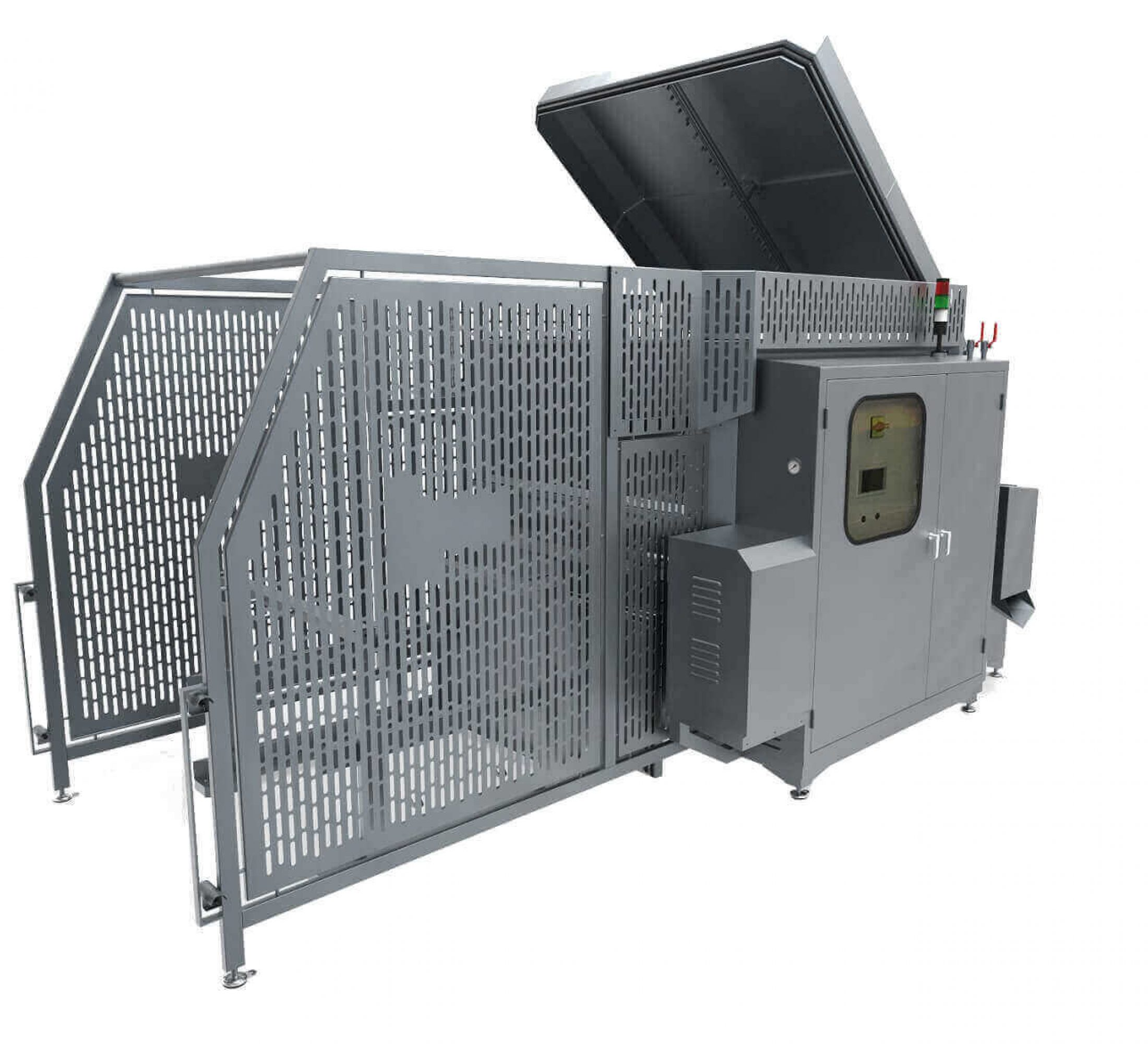 Containers Washer